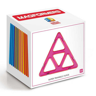 Magformers Super Triangle 12PC Set