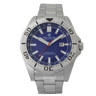 Croton N/A Womens Brown Bracelet Watch-Cn207596brmp