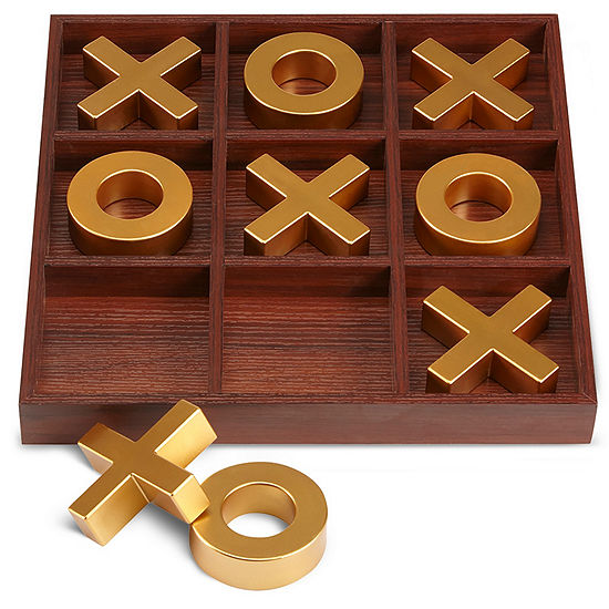 Laura Ashley Tic Tac Toe Party Games