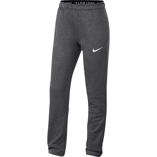 Nike Girls Tapered Pull-On Pants - Big Kid