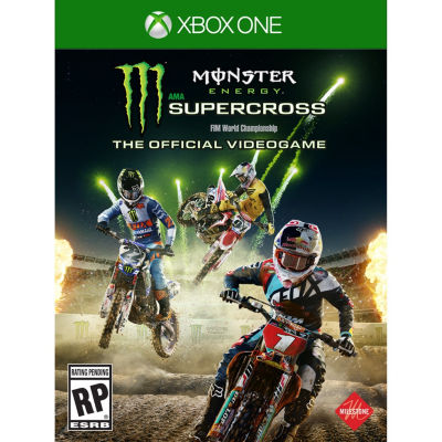 XBox One Monster Energy Supercross: The Official Videogame Video Game