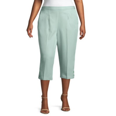 Alfred Dunner Day Dreamer Capri - Plus