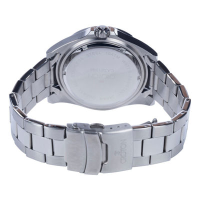 Croton N/A Mens Two Tone Bracelet Watch-Ca301295ttbk
