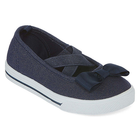 Carter's Bryony Girls Round Toe Slip-On Shoes