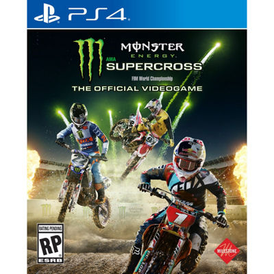 Playstation 4 Monster Energy Supercross: The Official Videogame Video Game
