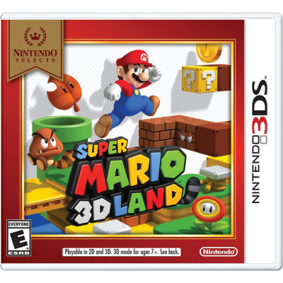 Nintendo 3DS Nintendo Selects - Super Mario 3d Land Video Game