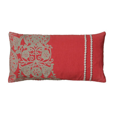 Rizzy Home Ashton Medallion Decorative Pillow