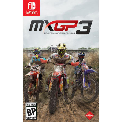 Nintendo Switch Mxgp 3: The Official Motocross Videogame Video Game