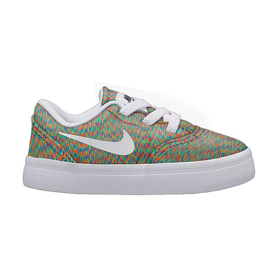 Nike SB Check Girls Skate Shoes - Toddler
