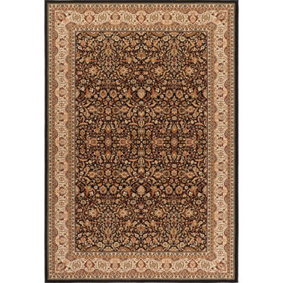 Home Dynamix Regency Pascal Border Rectangular Rug