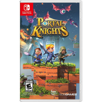 Nintendo Switch Portal Knights Video Game
