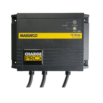 Marinco Charger 10A (5/5) 12/24V On-Board Battery