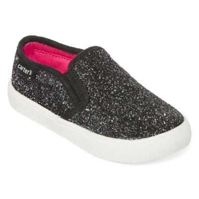 Carter's Tween 4 Girls Slip-On Shoes Slip-on Round Toe