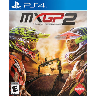 Playstation 4 Mxgp 2: The Official Motocross Videogame Video Game