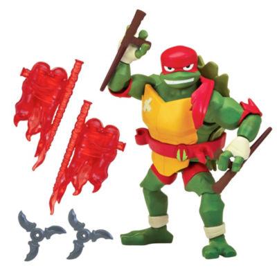 Rise of the Teenage Mutant Ninja Turtles Basic Action Figure