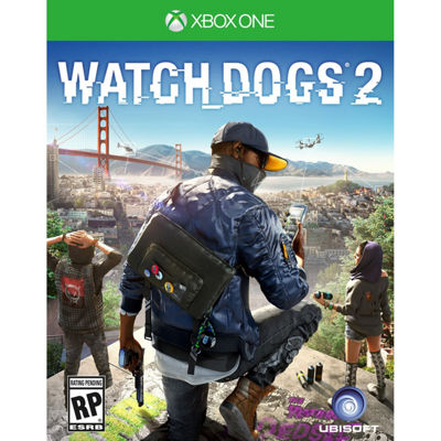 XBox One Watch Dogs 2 Video Game