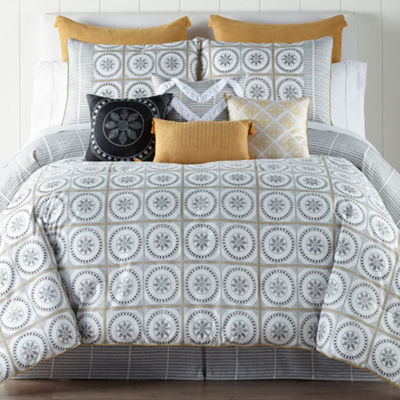 JCPenney Home Cassie 10-pc. Comforter Set