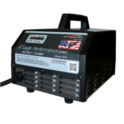 Eagle Performance Series Portable 48V 15A BatteryCharger