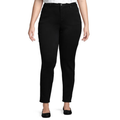 Blue Spice Skinny Fit Jeggings-Juniors
