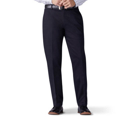 Lee Performance Series Relaxed Fit Flat Front Pants
