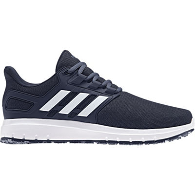 adidas Adidas Energy Cloud 2 Wide Mens Running Shoes Lace-up Wide Width