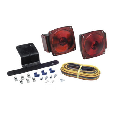 Optronics Submersible Trailer Light Kit; Under 80In
