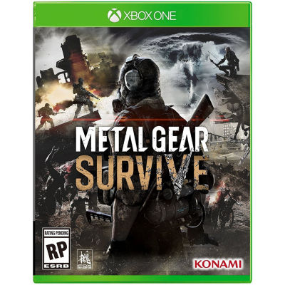 XBox One Metal Gear Survive Video Game