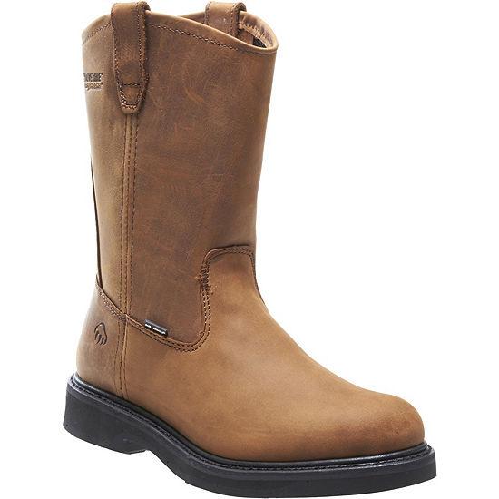 Wolverine Mens Durashocks Slip Resistant Work Boots