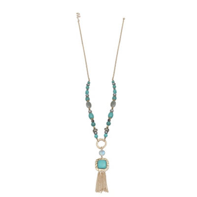 Mixit Womens Pendant Necklace