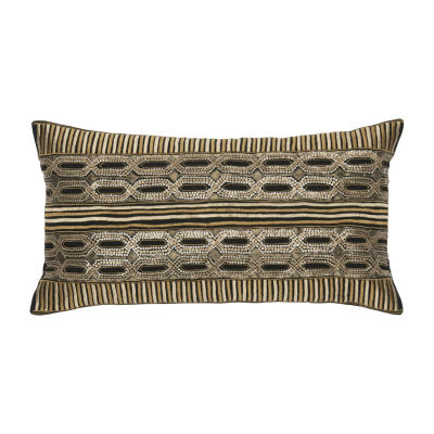 Rizzy Home Rhett Geometric Decorative Pillow