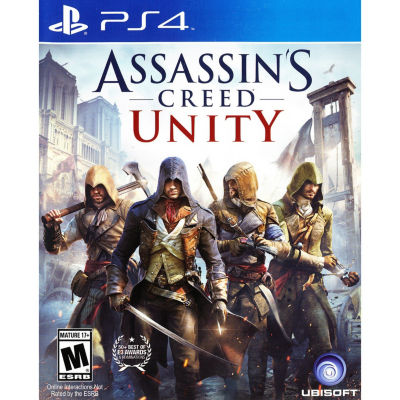 Assassins Creed Unity Rep Ps4