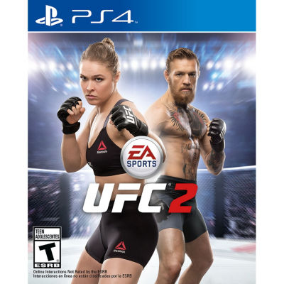 Playstation 4 Ea Sports Ufc 2 Video Game