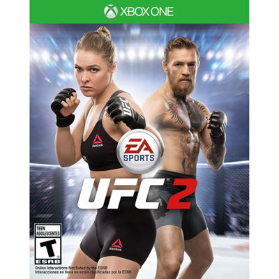 XBox One Ea Sports Ufc 2 Video Game