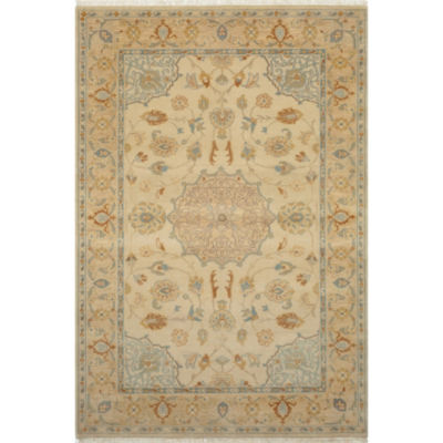 Momeni Shalimar Hand Knotted Rectangular Indoor Accent Rug