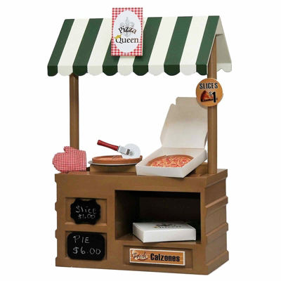 The Queen's Treasures Complete 18 Inch Doll PizzaShop Accessories