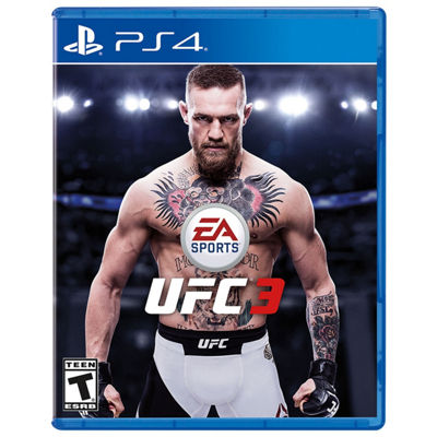 Playstation 4 Ea Sports Ufc 3 Video Game