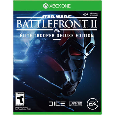 XBox One Star Wars Battlefront II: Elite Trooper Deluxe Edition Video Game