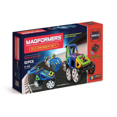 Magformers R/C Cruisers 52 PC. Set