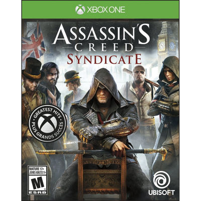 XBox One Assassins Creed: Syndicate Video Game