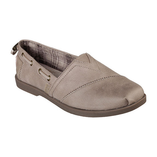 Skechers Bobs Chill Luxe Womens Walking Shoes Slip-on