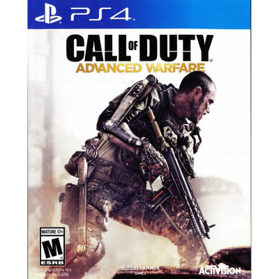Playstation 4 Call Of Duty: Advanced Warfare Video Game