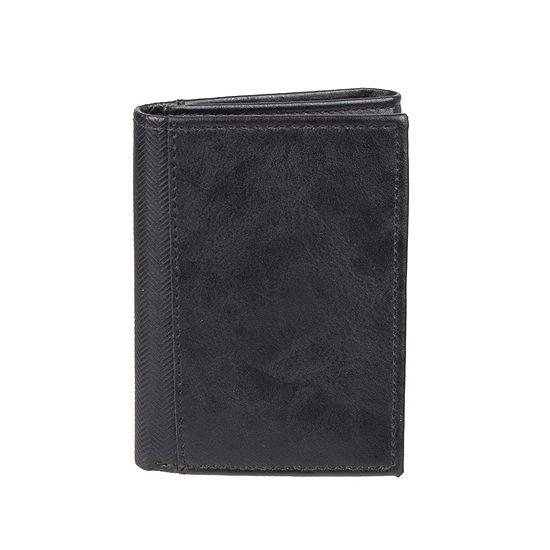 JF J.Ferrar® RFID Secure Tri-Fold Wallet