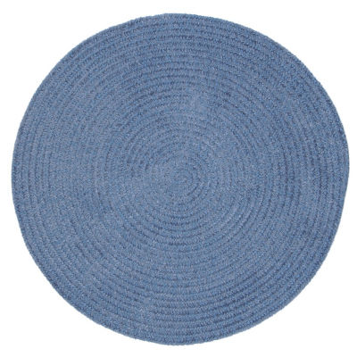Colonial Mills Eversoft Chenille Braided Round Reversible Rugs