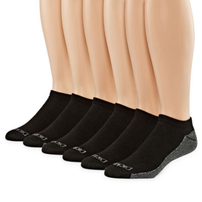Dickies® 6-pk. Dri-Tech Low Cut Socks - Men's