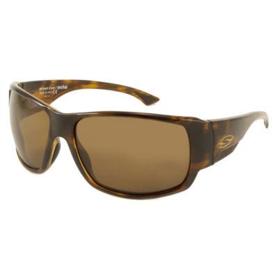 Smith Sunglasses - Dockside / Frame: Crystal Havana Lens: Polarized Brown