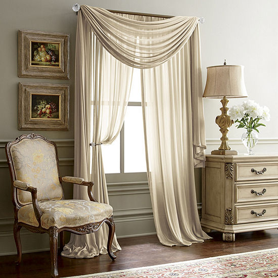 Jc Penney Homestore: JCPenney Home Scarf Valance JCPenney