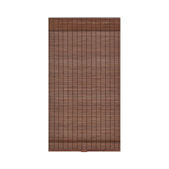 JCPenney Home Bria Bamboo Cordless Light-Filtering Roman Shade
