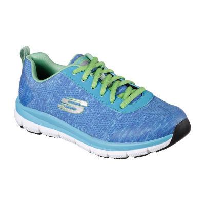 Skechers Comfort Flex Sr Womens Walking Shoes