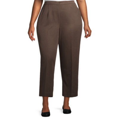 Alfred Dunner Sunset Canyon Classic Fit Pant - Plus