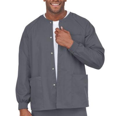 White Swan Fundamentals Unisex Scrub Jacket